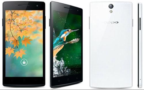 """<span style=""""font-family: 'Times New Roman'; font-size: 14.6666669845581px;"""">Smartphone giá rẻ Oppo Neo 5.</span>"""