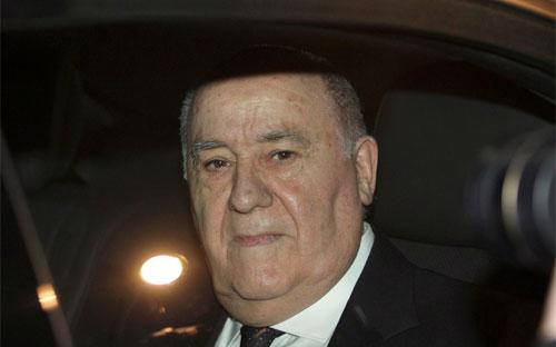 Tỷ phú Amancio Ortega.<br>