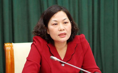 Phó thống đốc Nguyễn Thị Hồng cho biết, về nguồn cung ứng 30.000 tỷ từ nguồn nào, có sử dụng nguồn dự trữ bắt buộc hay không chỉ là vấn đề kỹ thuật.