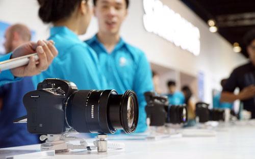 Một dòng sản phẩm của Samsung.<br>