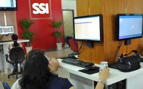 Giao dịch tại SSI.<br>