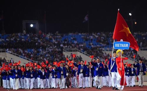 Lần đầu tiên Việt Nam tổ chức SEA Games đã cách đây hơn 12 năm.<br>