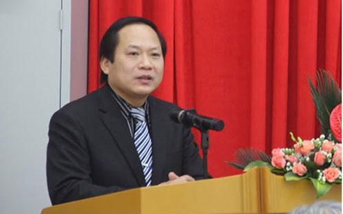 Có khả năng ông Trương Minh Tuấn (ảnh) sẽ đảm nhiệm vị trí của nguyên Thứ trưởng Đỗ Quý Doãn, phụ trách mảng báo chí - xuất bản.