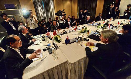Nếu TPP thất bại, khả năng bình ổn tình hình địa chính trị khu vực châu Á - Thái Bình Dương của người Mỹ sẽ yếu đi rất nhiều - Ảnh: Japan Daily.<br>