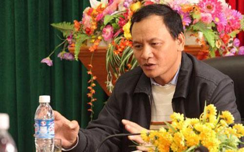 Ông Nguyễn Nhật từng là Phó chủ tịch UBND tỉnh Hà Tĩnh.<br>