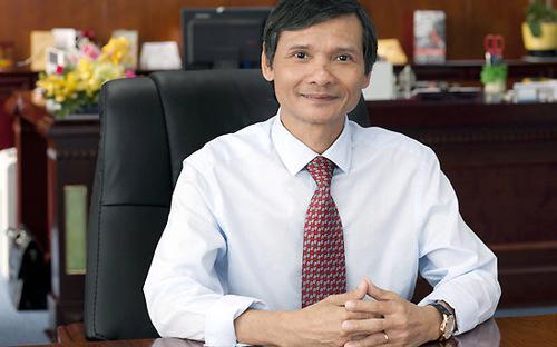 Ông Trương Văn Phước, Tổng giám đốc Ngân hàng Xuất nhập khẩu Việt Nam (Eximbank).