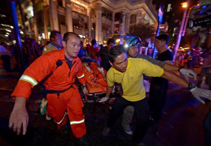 Dù vẫn còn quá sớm để khẳng định được những con số thiệt hại cụ thể từ vụ nổ đến ngành du lịch Thái Lan, nhưng chắc chắn vụ nổ đã khiến hình ảnh đất nước Thái Lan bị tác động tiêu cực - Ảnh: IBTimes.<br>