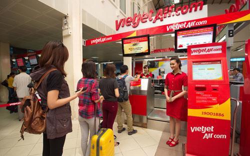 Chương trình khuyến mãi mỗi ngày giá vé chỉ từ 9.000đ trên tất cả 27 chặng bay trong nước và quốc tế của hãng.