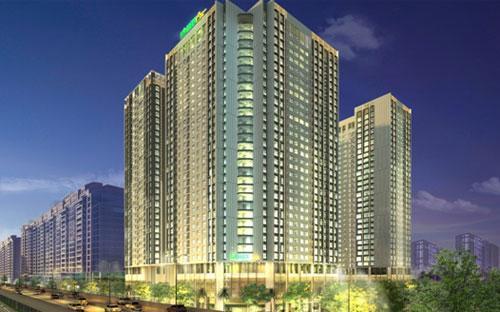 Mô hình tổng thể dự án Eco-Green City.