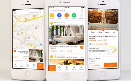 Người dùng có thể thông qua Dealtoday để tìm địa điểm, ưu đãi, đánh giá chuyên sâu...<br>