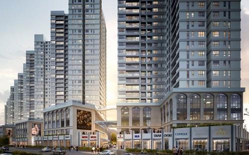 Là dự án phức hợp đa chức năng hiện đại với 8 tòa tháp cao từ 28-30  tầng. Các căn hộ dự án được thiết kế theo phong cách hiện đại, tầm nhìn  rộng, 3 mặt view sông, đảm bảo không khí trong căn hộ trong lành và  thoáng đãng.