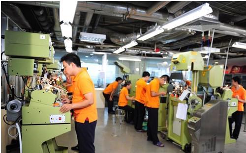 Xưởng sản xuất được đầu tư quy mô, hiện đại của DOJI.