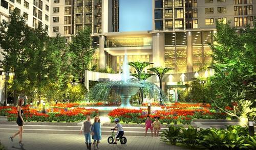 Dự án được phân phối chính thức bởi Đất Xanh Miền Bắc và Phú Tài Land.