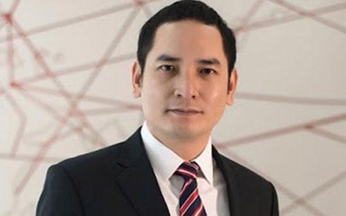 Ông Nguyễn Xuân Minh, Chủ tịch Hội đồng Thành viên Công ty Chứng khoán Kỹ thương.