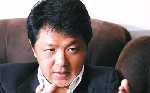Ông Andy Hồ, Giám đốc điều hành VinaCapital.