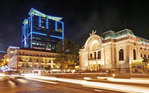 Khu căn hộ Vinhomes Đồng Khởi được đánh giá cao về giá trị đầu tư bền  vững khi toạ lạc trên con đường văn hoá, lịch sử Đồng Khởi