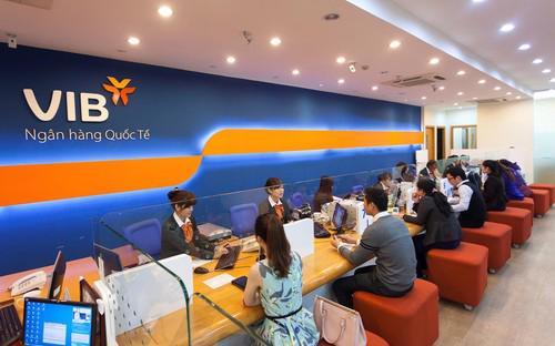 VIB cũng nằm trong nhóm các ngân hàng được tham gia cho vay gói 30.000 tỷ.