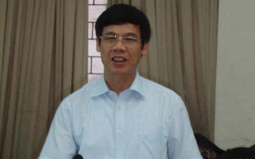 Ông Nguyễn Đình Xứng, Phó chủ tịch UBND - Phó bí thư Tỉnh uỷ vừa được Thủ tướng phê chuẩn chức vụ Chủ tịch UBND tỉnh Thanh Hoá.<br>