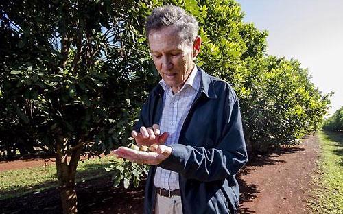 Khi đã 86 tuổi, dù đã là vua mắc-ca thế giới, đã có cả một gia tài lớn, nhưng dường như với Phil Zadro tất cả mới chỉ là bắt đầu - Ảnh: The Australian.<br>