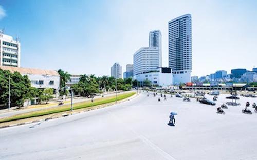 """Indochina Plaza Hanoi, 241 Xuân Thủy được giới chuyên gia và đầu tư đánh giá là """"hiện tượng"""" bởi chất lượng và doanh số bán hàng ấn tượng. Cộng đồng IPH hiện có hơn 300 gia đình an cư."""