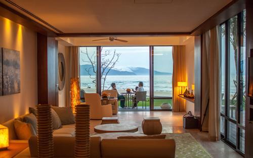Hyatt Regency Danang đảm bảo mức lợi nhuận 425 triệu đồng/năm và sử dụng  căn hộ để nghỉ dưỡng miễn phí cùng gia đình và bạn bè trong 90  ngày/năm.