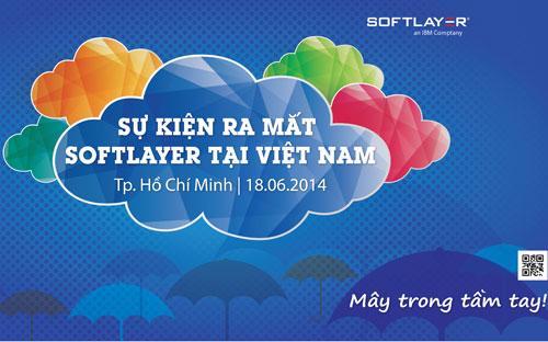 Với Softlayer, điện toán đám mây sẽ không còn là bài toán tốn kém và xa vời nữa.