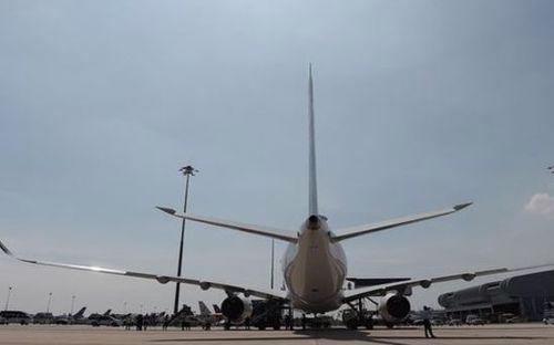 Hàng không Thái Lan bị hạ bậc vì không đáp ứng các tiêu chí về an toàn - Ảnh: BBC.