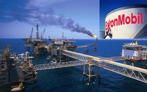 Exxon là tập đoàn dầu khí có doanh thu lớn nhất thế giới.<br>