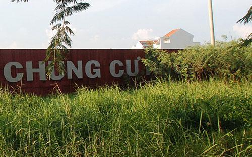 Dự án bất động sản nhưng thành bãi cỏ hoang không phải là hiếm tại Hà Nội.<br>