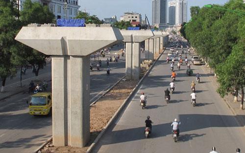 Hà Nội hiện đang triển khai một số tuyến đường sắt đô thị, trong đó tuyến mà JTC trúng thầu tư vấn là tuyến số 1, Ngọc Hồi - Yên Viên.<br>