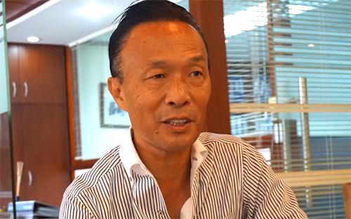 Ông Yoichi Nozuka, Tổng giám đốc Công ty TNHH Mặt trời Sông Hồng (Sun Red River).