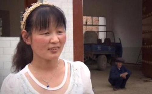 """Wang Li, người được mệnh danh là """"nữ thần chứng khoán"""" của làng Nanliu - Ảnh: CNBC.<br>"""