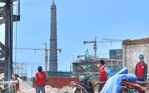 Hiện chỉ có 1.913 lao động Trung  Quốc trong tổng số 33.952 lao động đang làm việc tại khu kinh tế Vũng Áng, Hà Tĩnh.<br>