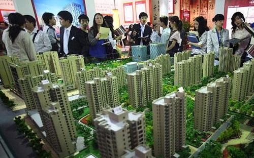 Theo thống kê chính thức, trong 7 tháng đầu năm nay, doanh số nhà bán ra ở Trung Quốc giảm 9,4% so với cùng kỳ năm ngoái - Ảnh: Getty.<br>