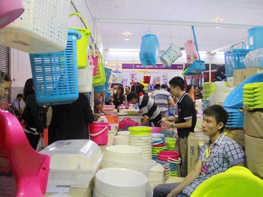 Xu hướng sử dụng hàng gia dụng Thái Lan ngày càng chiếm phần lớn.