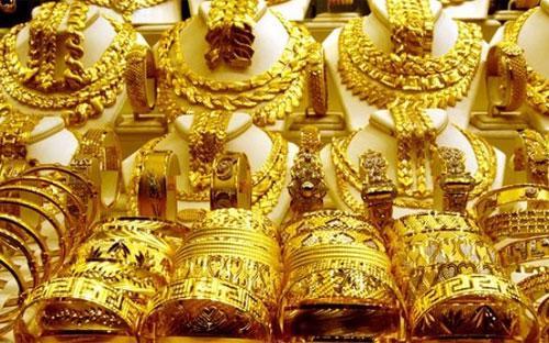 Từ đầu năm đến nay, giá vàng tăng 0,9%.