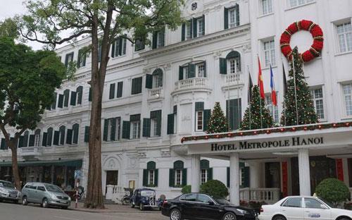 """<font face=""""Arial, Verdana"""" size=""""2"""">Tại Hà Nội chỉ có phân khúc khách sạn 5 sao có giá thuê phòng bình quân tăng mạnh 17% so với cùng kỳ năm ngoái.&nbsp;</font>"""