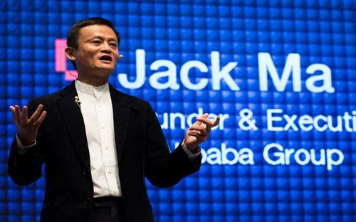 Chủ tịch Alibaba Jack Ma - Ảnh: Bloomberg <br>