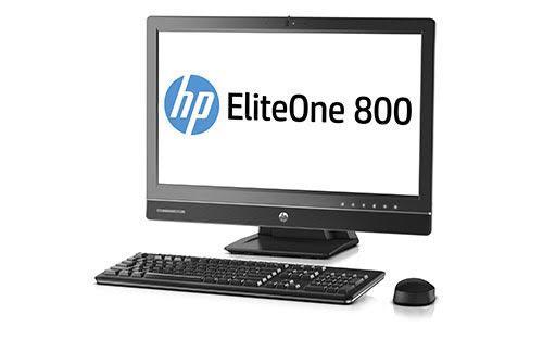 Thiết kế gọn gàng và hiệu quả của HP EliteOne 800 G1.