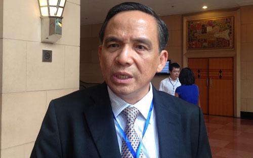 """Ông Lê Hoàng Châu: """"Những gánh nặng trong cơ cấu giá thành bất động sản, trên thực tế người tiêu dùng phải chịu""""."""