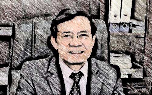 Ông Ngô Văn Tuyển, Phó tổng giám đốc Tổng công ty Máy động lực và Máy nông nghiệp Việt Nam (VEAM).