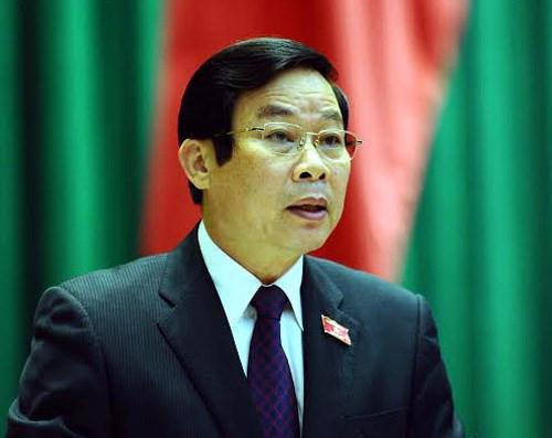 Bộ trưởng Bộ Thông tin và Truyền thông Nguyễn Bắc Son.<br>