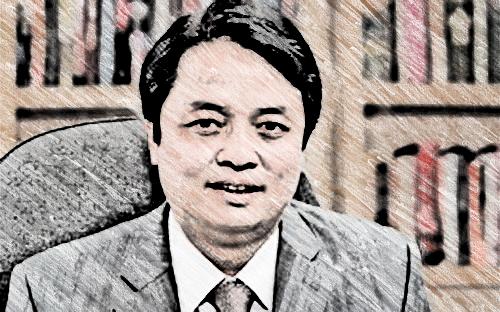 Ông Nguyễn Đức Hưởng, Phó chủ tịch thường trực Hội đồng Quản trị Ngân hàng Bưu điện Liên Việt (LienVietPostBank).