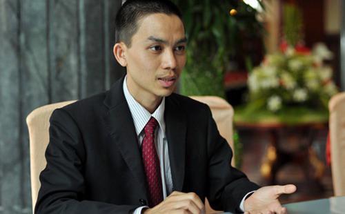 TS. Nguyễn Đức Thành, Viện trưởng VEPR.<br>