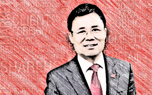 Ông Nguyễn Duy Hưng, Chủ tịch Công ty Cổ phần Chứng khoán Sài Gòn (SSI).