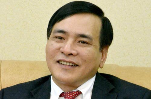 Ông Nguyễn Tiến Đông, Vụ trưởng Vụ Tín dụng các ngành kinh tế.