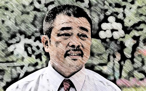 Ông Nguyễn Trường Sơn, Phó chủ tịch Hội Doanh nhân trẻ Việt Nam