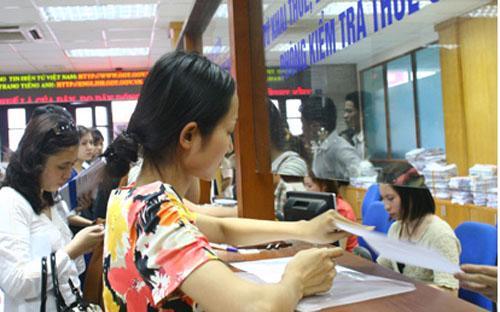 """Thủ tục thuế nhiêu khê góp phần """"níu chân"""" sức cạnh tranh của Việt Nam.<br>"""