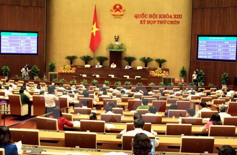 Nhiều nội dung của Luật Tổ chức Chính phủ (sửa đổi) được giữ như dự thảo.