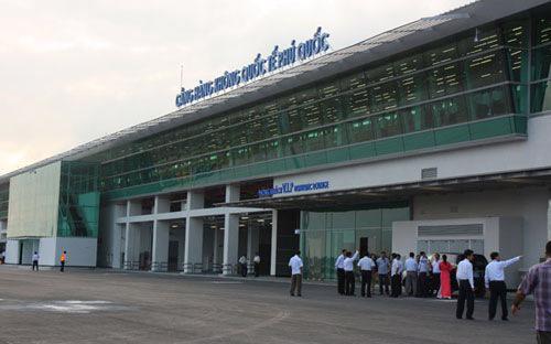Cảng hàng không Phú Quốc được đưa vào khai thác từ 2011.<br>
